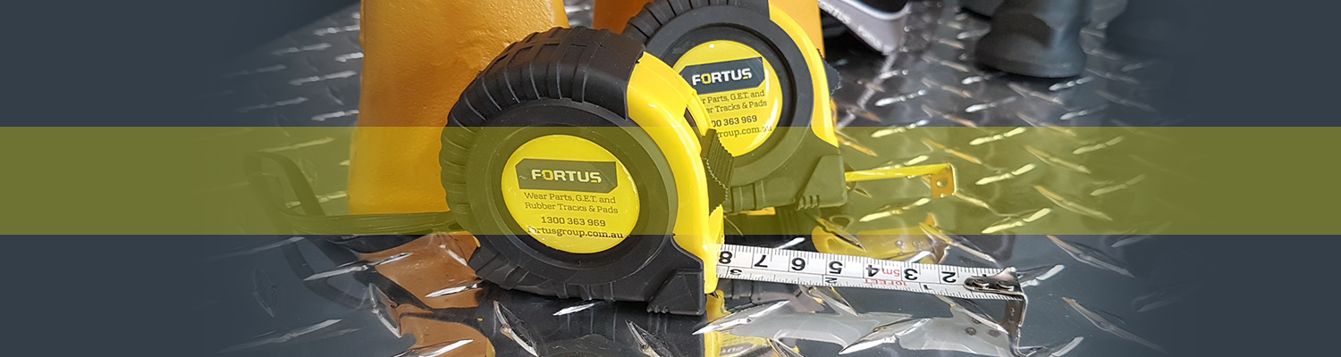 Free Tape Measure on your first purchase