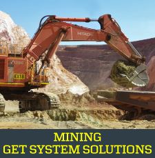 Mining GET System Solutions