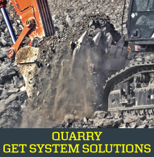 Quarry GET System Solutions