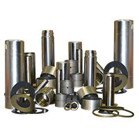 Pins, Bushes and Shims